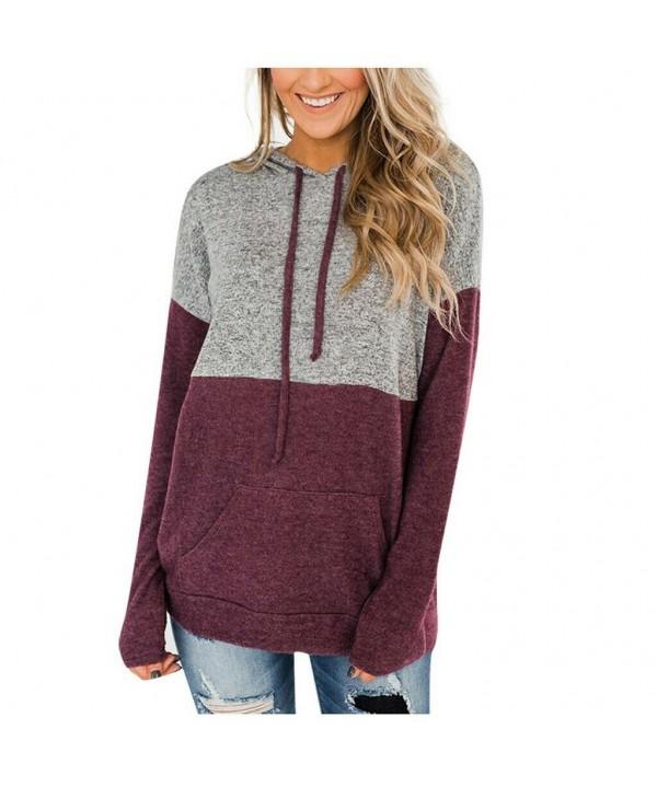 2020 2021 Women Hoodies Hooded Long Sleeve Tops Casual Sport Pullover Jumper Sweatshirts