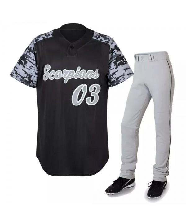 2020-2021 Baseball Uniform