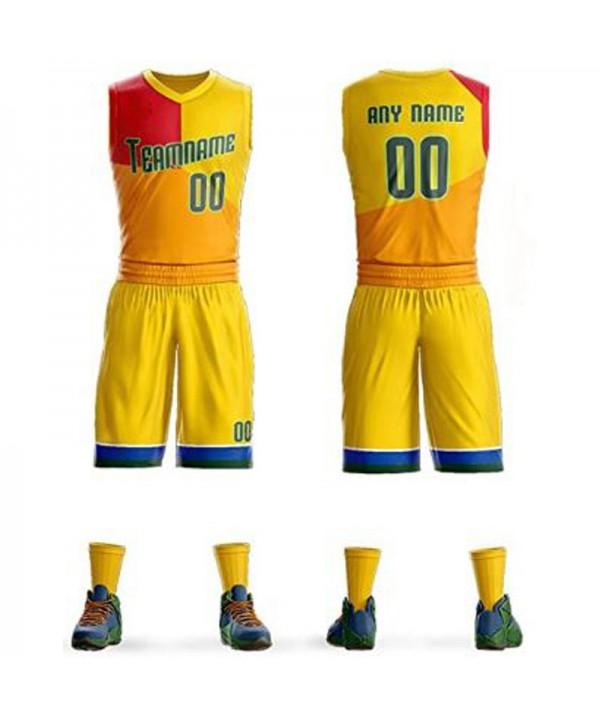 2020-2021 Basketball Uniform
