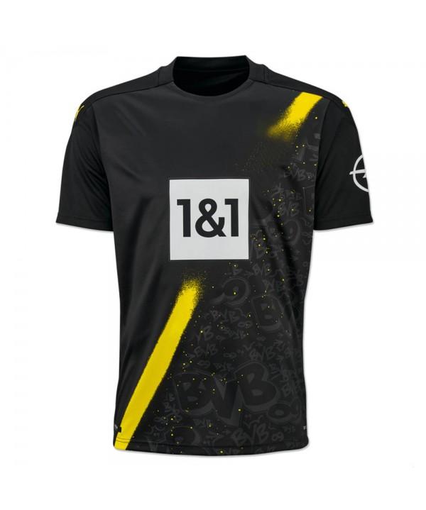 2020-2021 Soccer Away Jersey